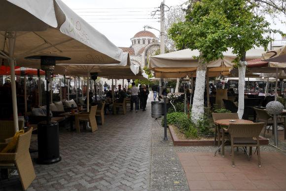 Πλατεία Ευόσμου Θεσσαλονίκη