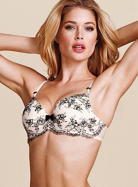 Doutzen Kroes – Victoria's Secret Lingerie