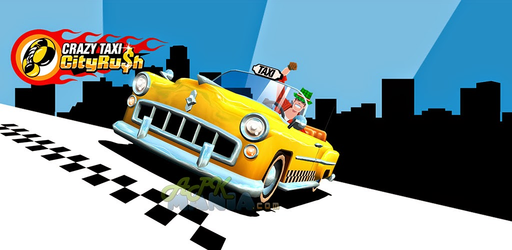 Crazy Taxi™ City Rush v1.0.2 APK