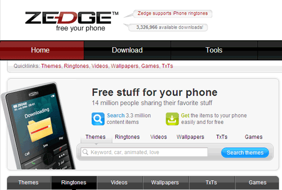 Download Zedge App For Free
