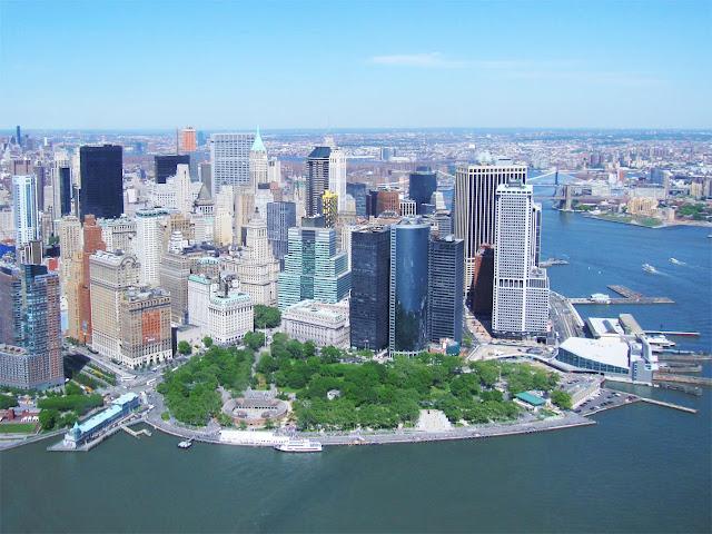 Battery Park, Manhattan, NY