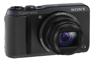 Great point and shoot camera with fantastic video capability - Sony