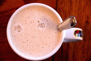 coffee mug, frothy coffee, senseo coffee, morning coffee