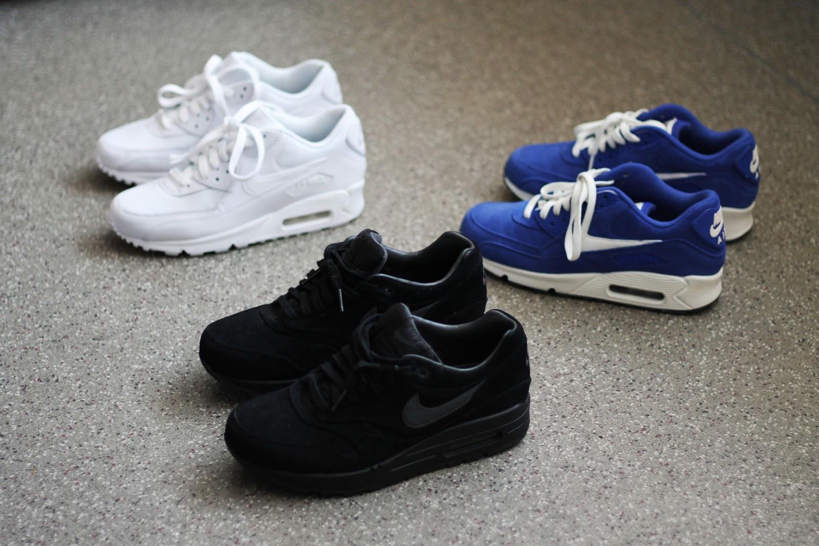Nike Air Max 90 Swag Black