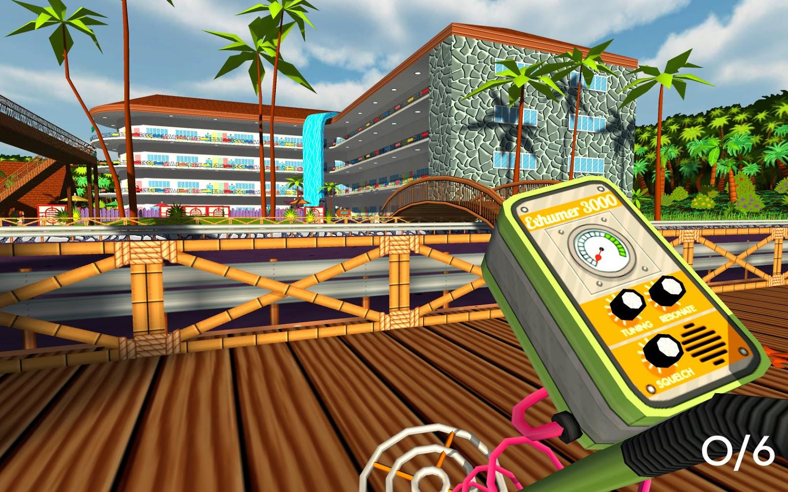 Jazzpunk gameplay