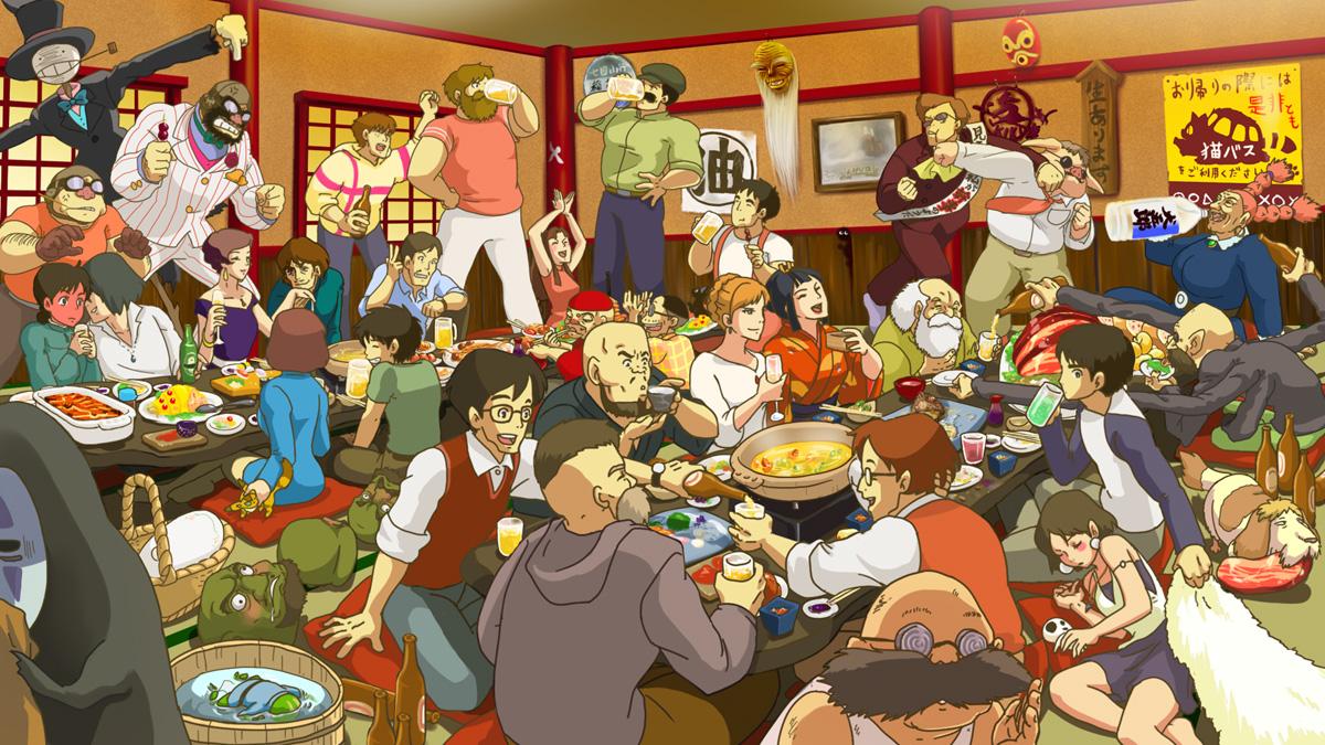 Temptasian Film Film4 Showing Every Studio Ghibli Film Over Easter