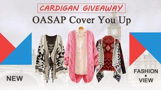 `Wygraj sweter z Oasap u Mywholefashion ♥