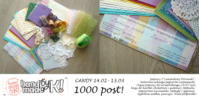 Candy u Handmade by K!