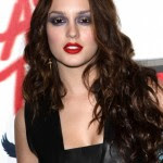 curly long hairstyles 2014