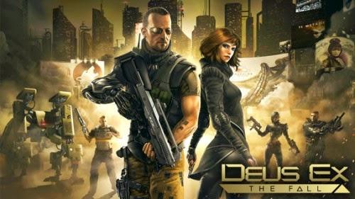 Deus Ex: The Fall v0.0.15 Trucos(Creditos, Experiencia y Municion Infinitos)-mod-modificado-trucos