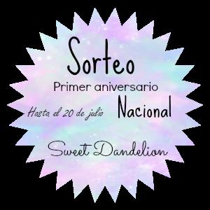 Sorteo de Sweet Dandelion