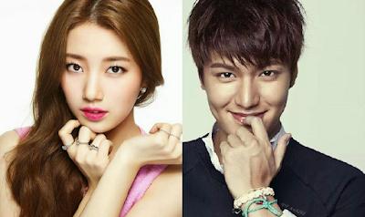 Suzy Miss A Dan Lee Min Ho Merupakan Aktor Tertampan dan Tercantik