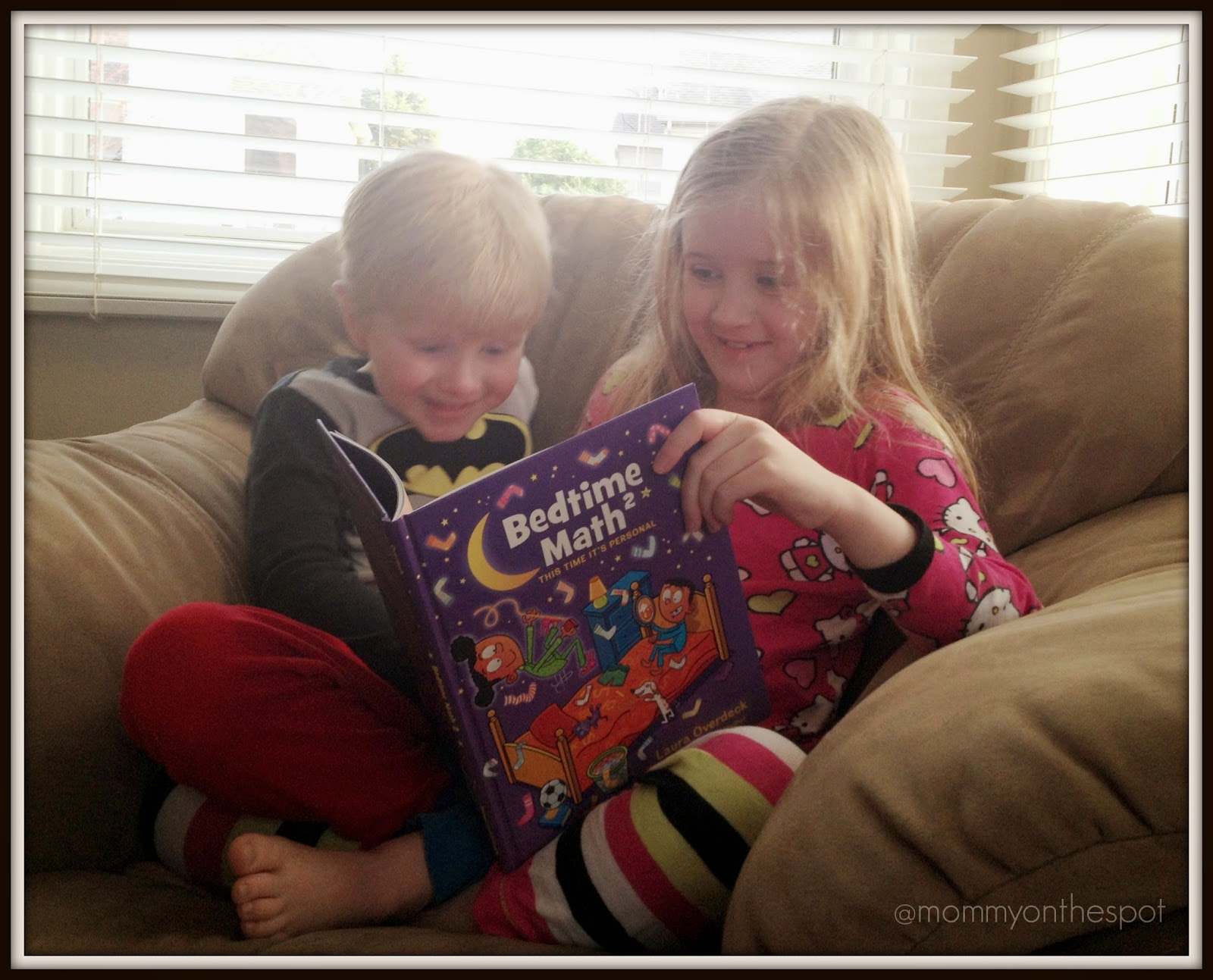 Mommy on the Spot Bedtime Math 2