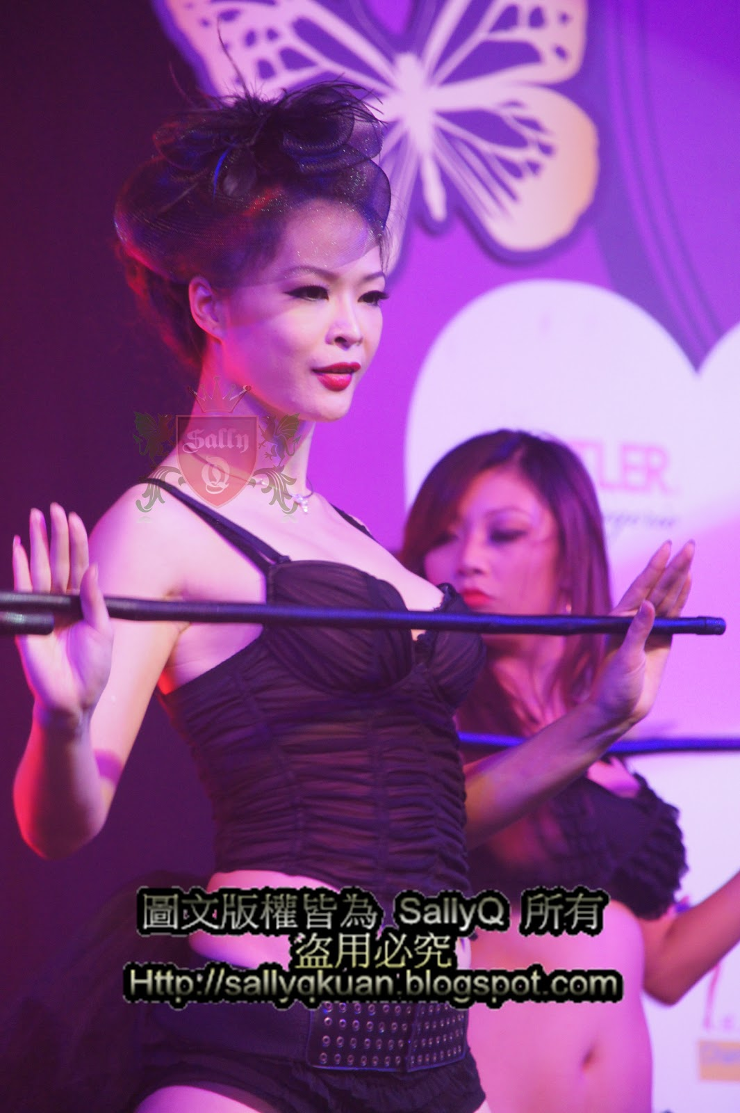 2011澳門AAE亞洲成人博覽:成人頻道舞孃秀