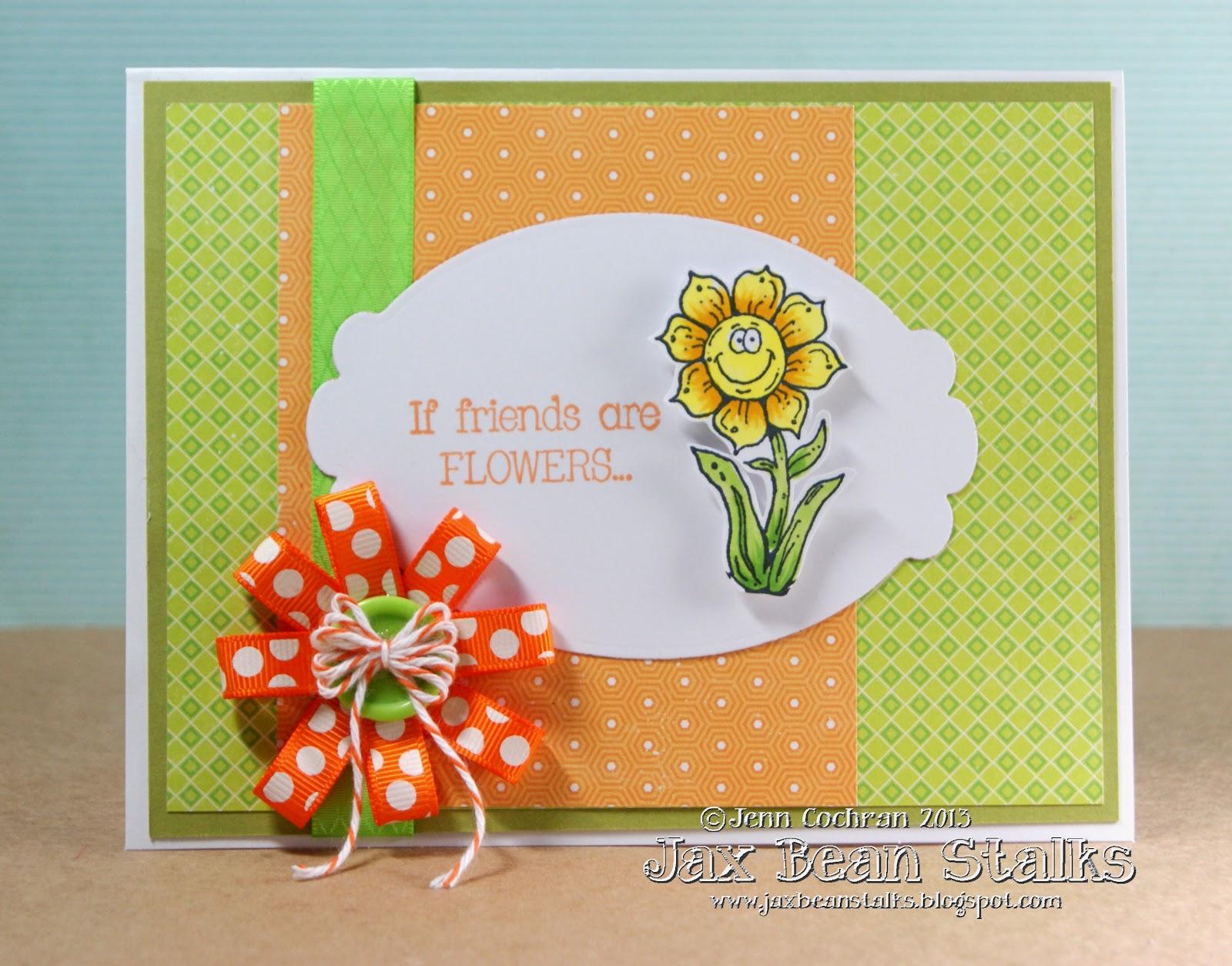 Really Reasonable Ribbon Blog If Friends Are Flowers By Jenn Cochran