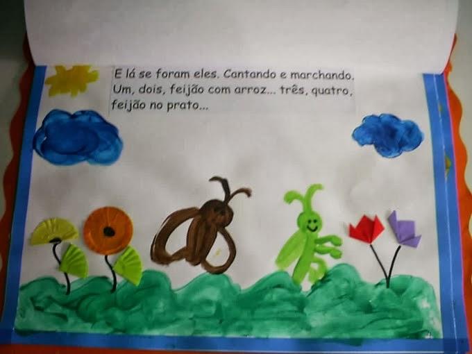 Mimos e encantos da educa o modelo de livrinho for Mural de natal 4 ano
