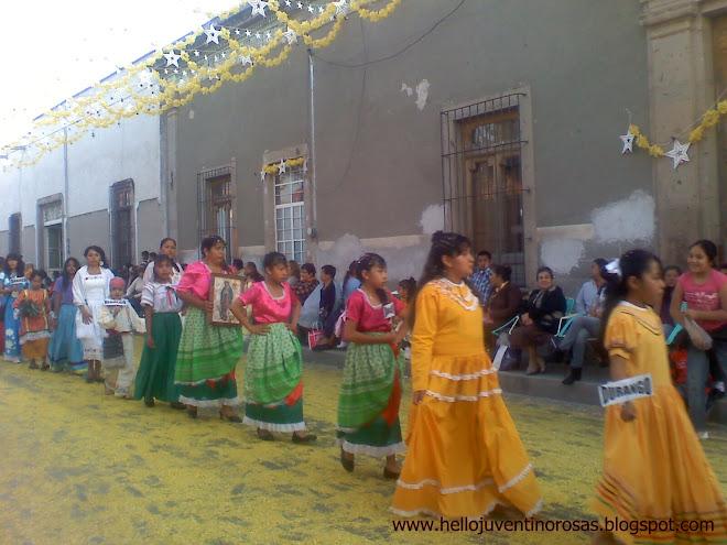 Trajes típicos de los Estados de la República Mexicana