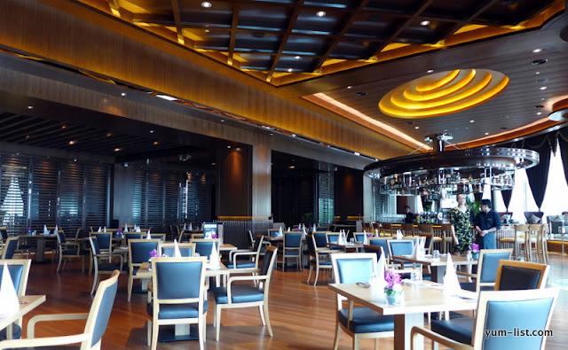 The Oak Room, MIGF Menu, Nexus, Bangsar
