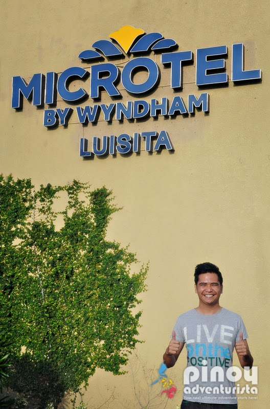 Hotels in Tarlac Microtel Luisita