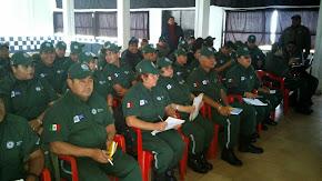 Capacita DGPRS en Sistema Comando de Incidentes.