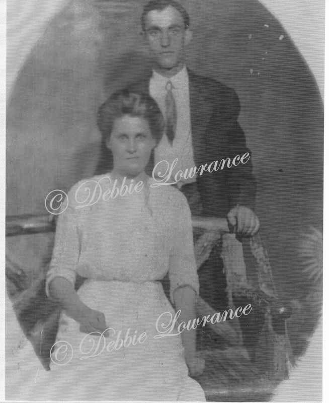 Charles Joseph and Mazie Rosina Mills Wise - My Family History Journey - Debbie Lowrance