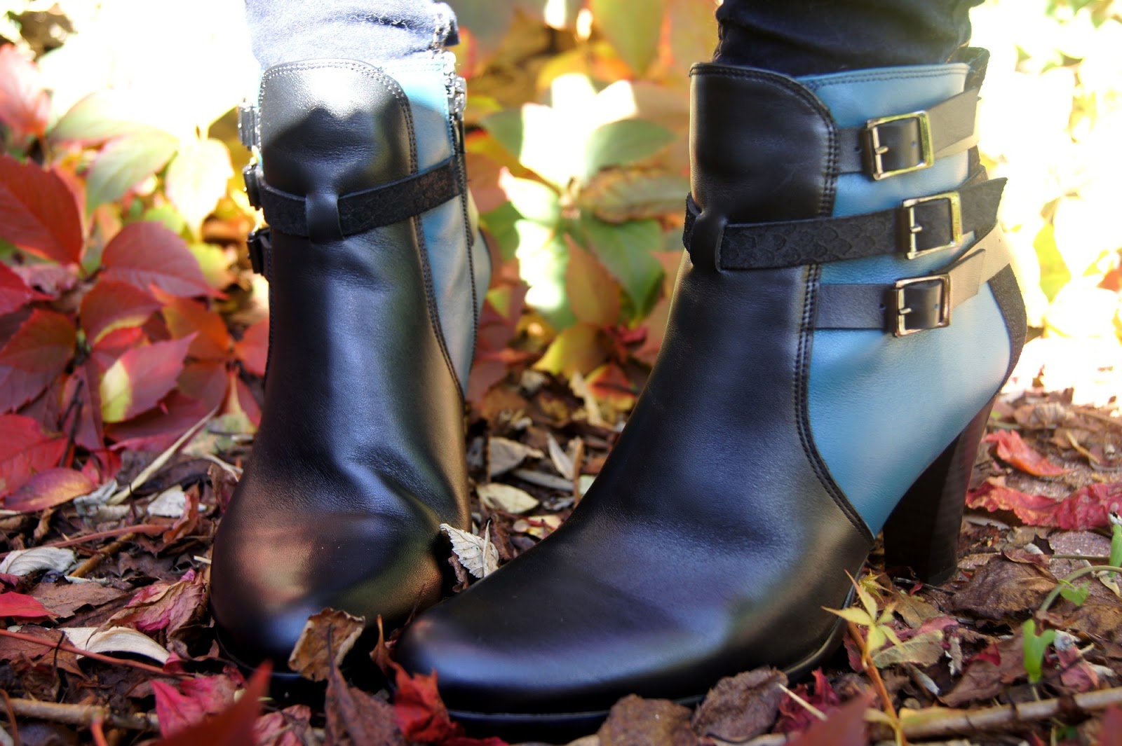 bottines-automne