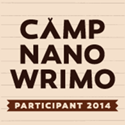 Camp NaNoWriMo April 2014