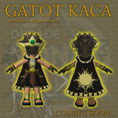 Gatotkaca Decade luna plus Private server