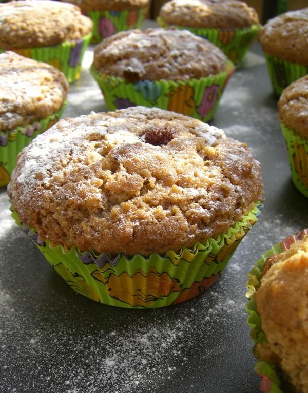 Katrin's Kitchen Diaries: Linzer Muffins