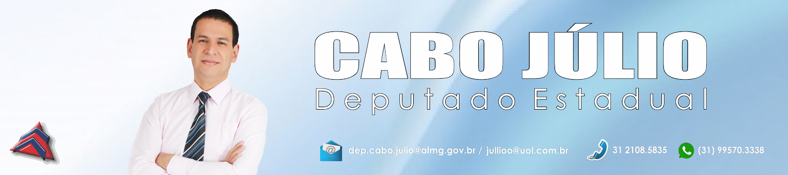 BLOG OFICIAL DO CABO JÚLIO