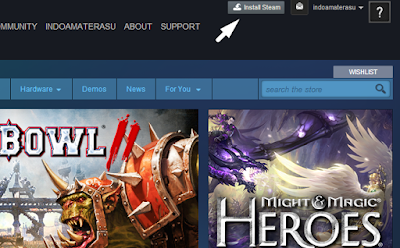 DOTA 2 dan Steam 2