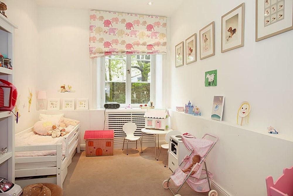Nursery Room Ideas For Baby Girls