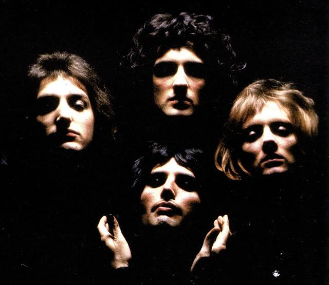 ... dos Queen (anos 80)