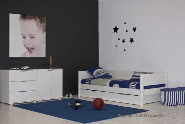 galleria di stoere peuter slaapkamer