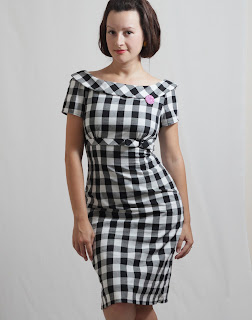 Julia Bobbin, Butterick 5603, vintage dress, Mad Men
