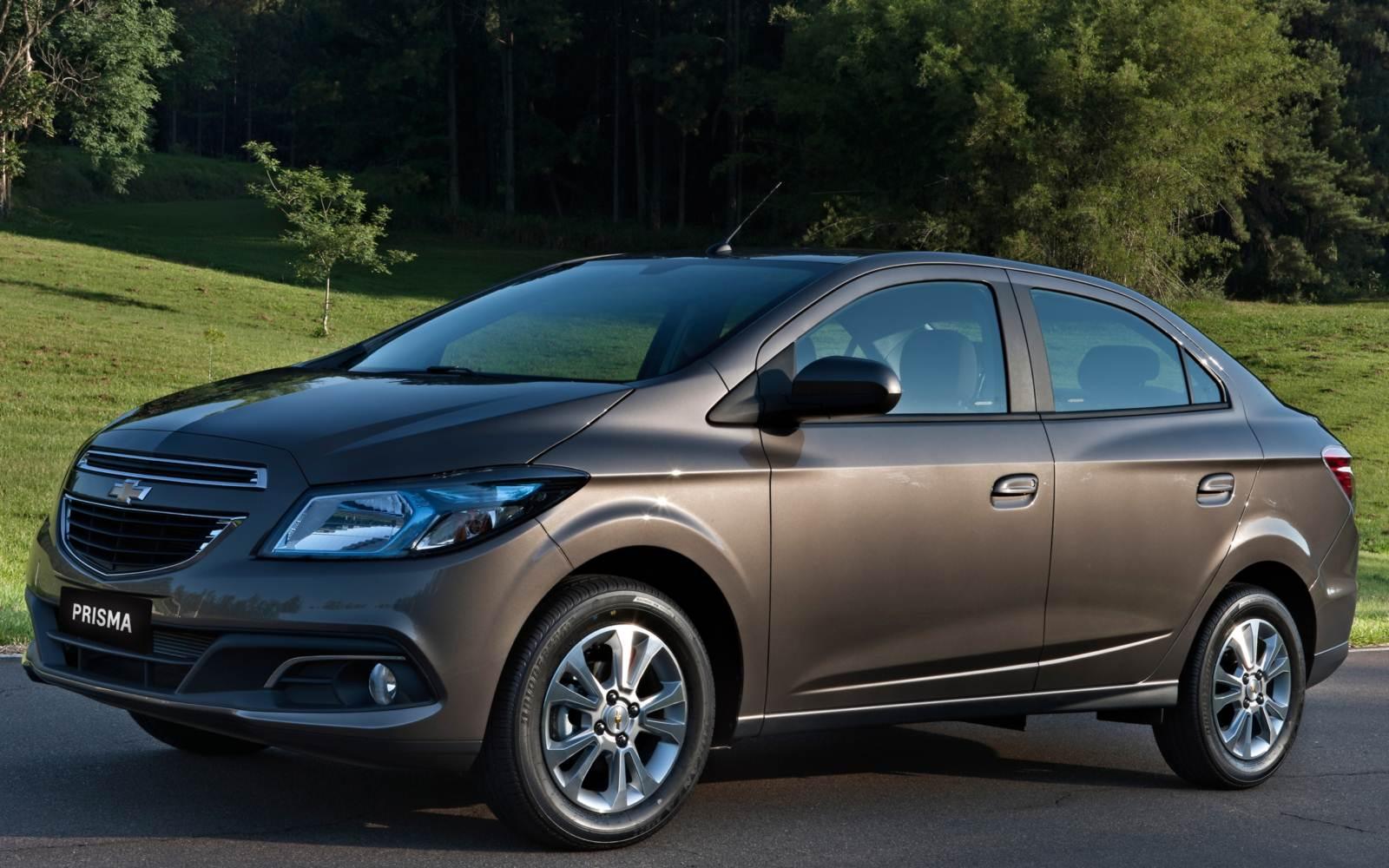 Chevrolet Prisma LTZ 1.4 Automático 2015