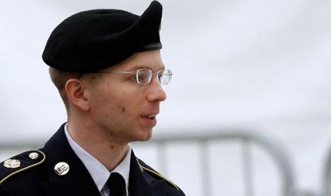Bradley Manning Dijatuhi Hukuman Penjara 35 tahun