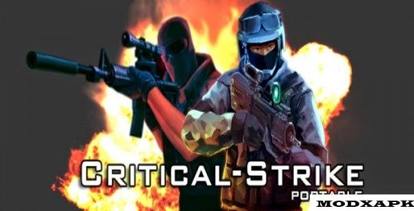 Critical Strike Portable 3.586 Mod APK (Unlimited Money & Health)
