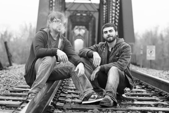 Something Revolution: alternative rock duo from Houston, TX, US played in E108 of the ArenaCast.
