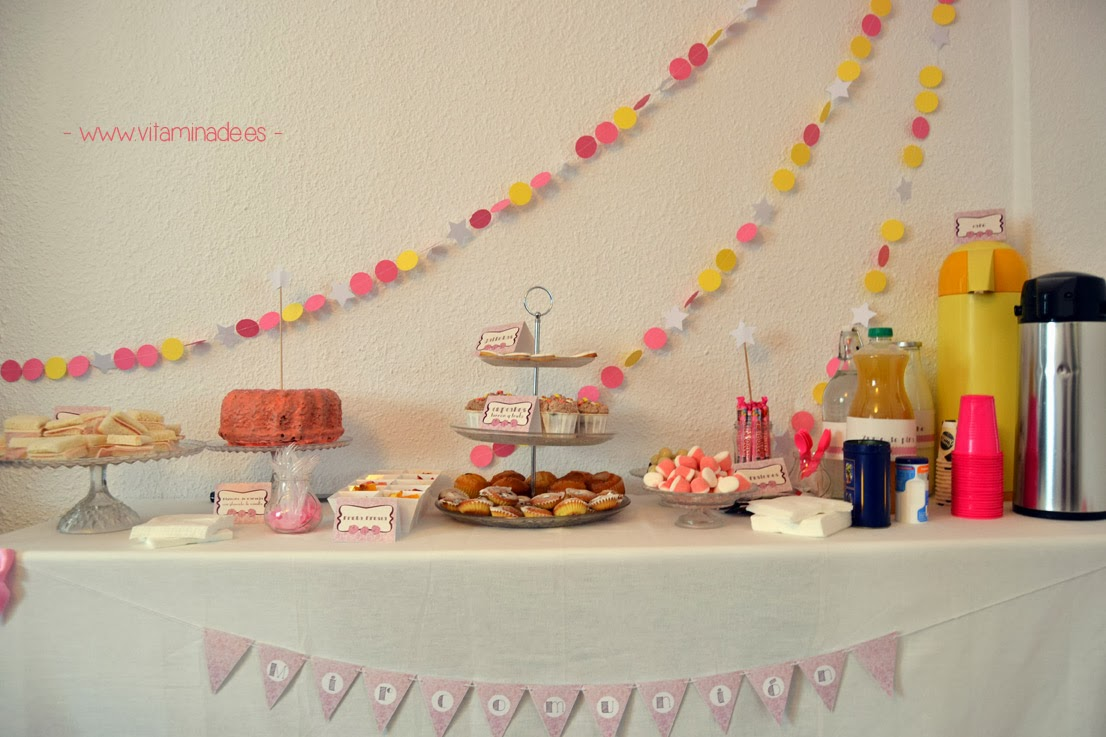 candy bar 1º showroom  comuniones