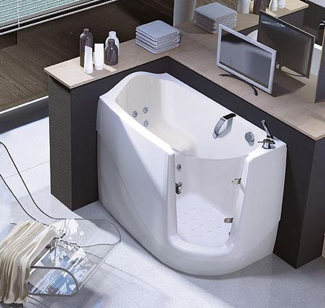 Trend Homes: Luxury Walk In Bathtubs For Everyone