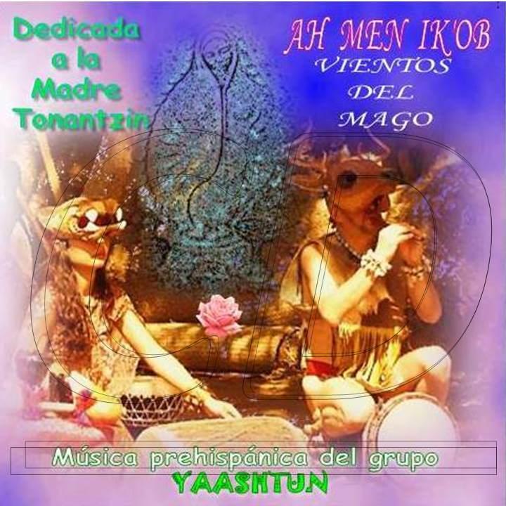 CD: Meditación y canto Huey Tonanzin
