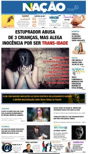 Jornal Nação Brasil
