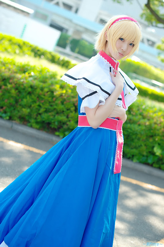CosRain.Com Rinami's COSPLAY - The Touhou Project
