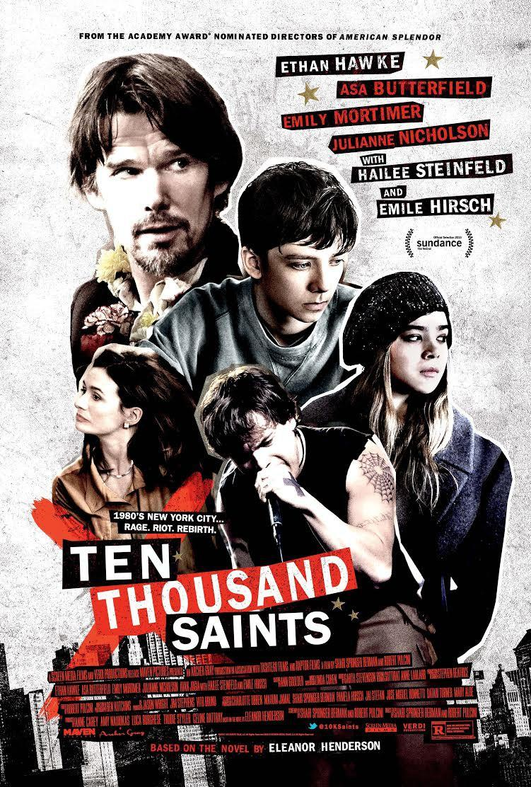 Ver Ten Thousand Saints (Diez mil santos) (2015) Online