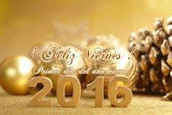 Nuevas tarjetas con mensajes de año nuevo 2016