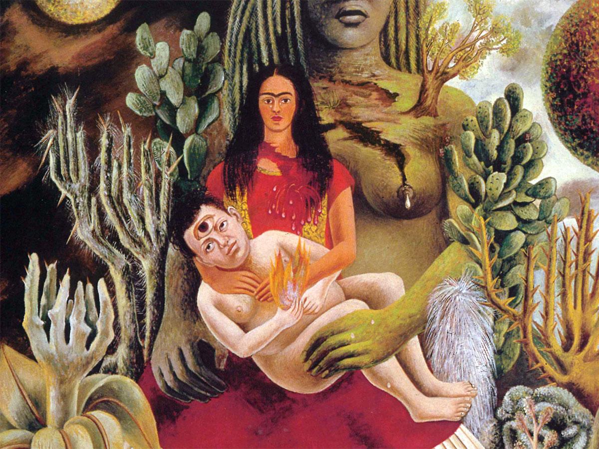 Resultado de imagen de frida kahlo obra