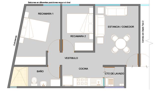 Ba os en planta arquitectonica for Medidas de muebles para planos arquitectonicos