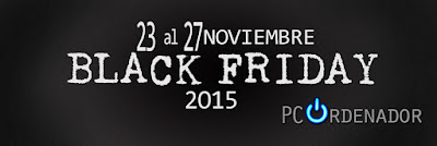 BlackFriday Pcordenador.com