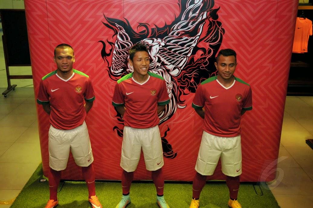 Timnas Indonesia Di AFF Cup 2014